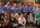 Los científicos del 'Curiosity' visitan el set de 'The Big Bang Theory'