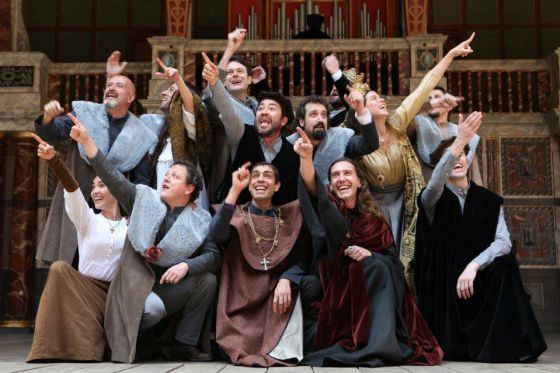 El elenco de 'Enrique VIII', de Shakespeare
