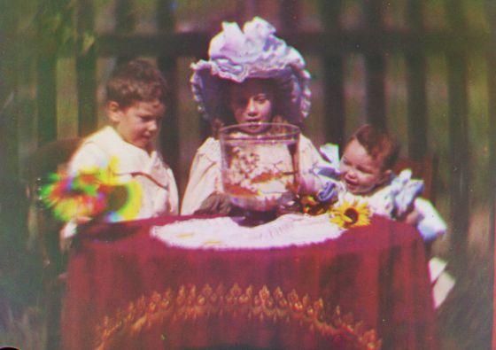 Un fotograma de la película de Lee y Turner