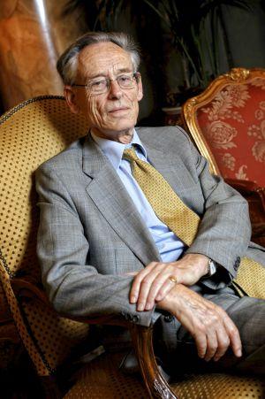 El hispanista John H. Elliott.