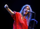 Patti Smith retrasa un concierto en Madrid por la huelga del 14-N