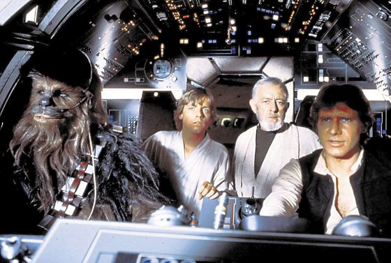 Disney compra Lucasfilm por 3.124 millones de euros 1351627793_778328_1351627990_noticia_normal