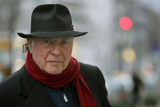 El Nobel húngaro Imre Kertész.