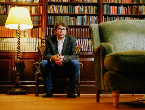 El escritor estadounidense Jonathan Franzen.