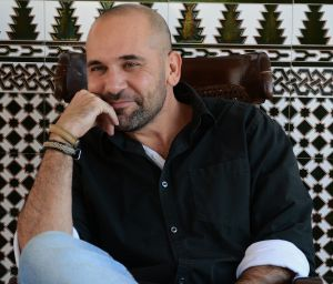 El escritor Andrés Pérez Domínguez.