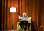 """Juan Gelman: """"La poesía es una forma de resistencia"""""""