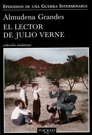 'El lector de Julio Verne', de Almudena Grandes, mejor libro del año para los lectores