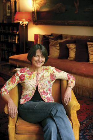 La escritora y periodista estadounidense Sylvia Nasar es la autora de 'La gran búsqueda'.