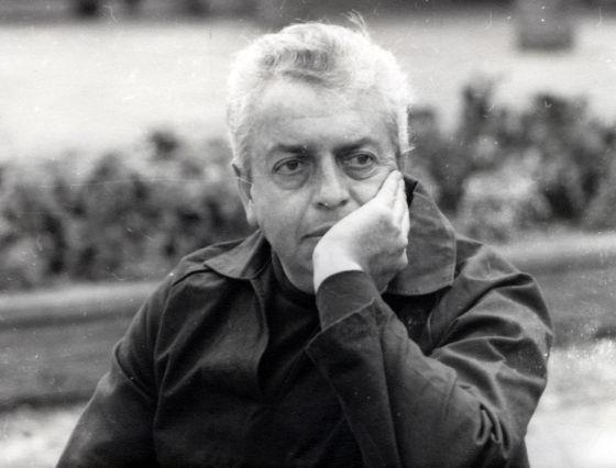 El escritor mexicano Jorge Ibargüengoitia.