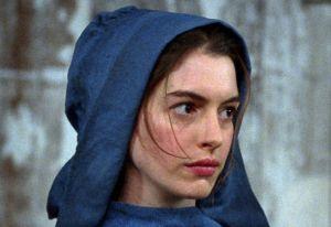 La actriz Anne Hathaway, en un fotograma de 'Los miserables'.