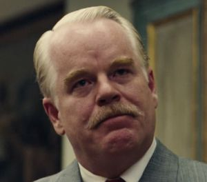 El actor Philip Seymour Hoffman en 'The Master'.