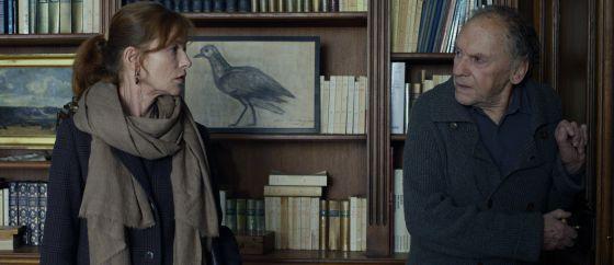 Fotograma de la película 'Amor', de Haneke.