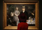 Manet se retrata en Londres