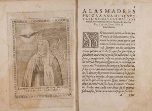 Obra de Santa Teresa de Jesús.