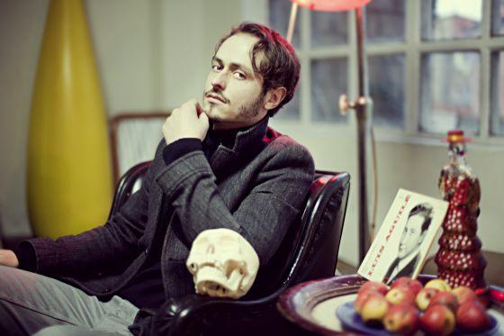 El productor y dj Alejandro Rodríguez (Kresy).