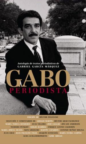 Portada del libro 'Gabo periodista'.