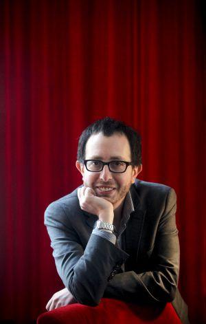 Robert Levine, retratado en Madrid.