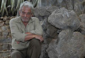 Pepe Sancho en una foto promocional de la serie 'Plan América', en 2008.
