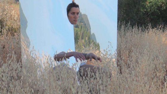 'La fuga 2012', fotografía de Amparo Sard incluida en la exposición 'La Colección de Alicia Aza en el Museo Lázaro Galdiano'.