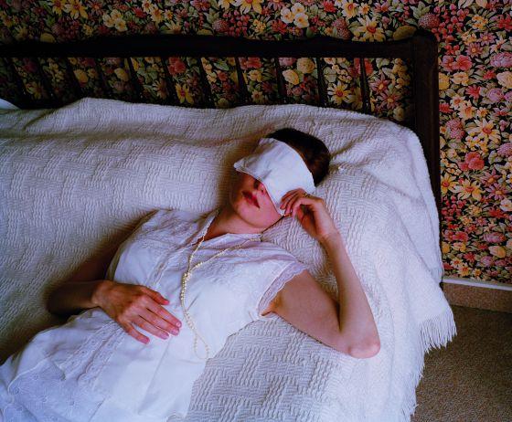 'Mujer reclinada', de Ainno Kanisto.