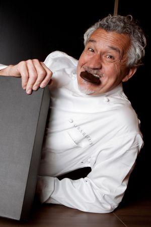 El pastelero Paco Torreblanca.