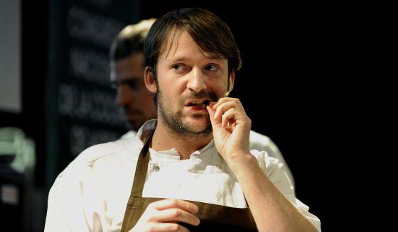 El chef danés René Redzepi.