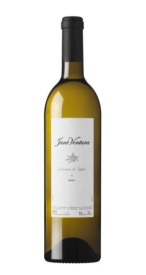 Vino blanco Jané Ventura de malvasía de Sitges.
