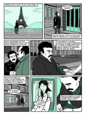 Cómic 'Gabo, memorias de una vida mágica'.