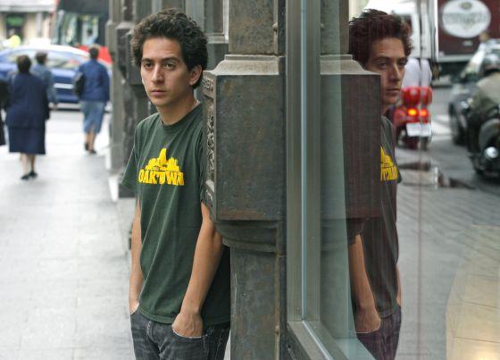El escritor Daniel Alarcón, impulsor de Radio Ambulante.
