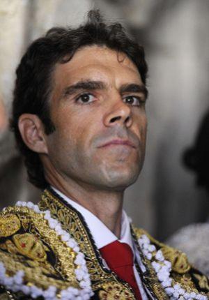 El diestro José Tomás.