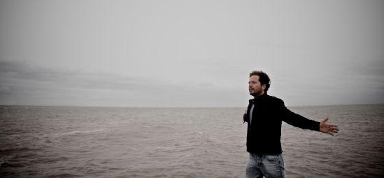 El cantautor Daniel Drexler.