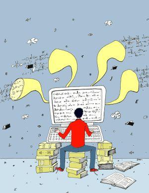 La autoedición puede ser muy rentable para las editoriales porque es el autor quien asume el riesgo.
