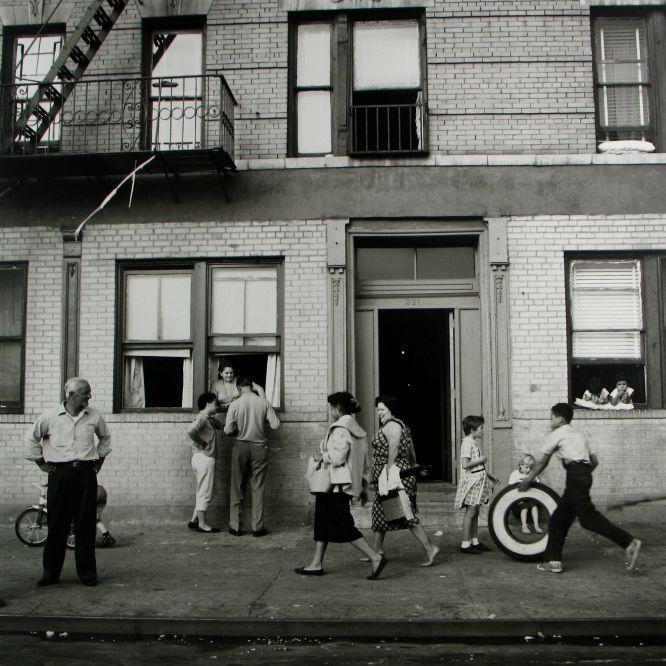 108th St. East, Nueva York, el 28 de septiembre de 1959.