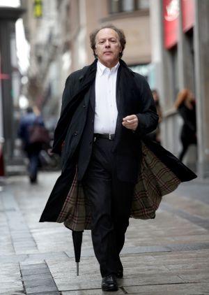 El escritor madrileño Javier Marías.