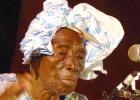 Bi Kidude, centenaria voz de la música 'taarab'