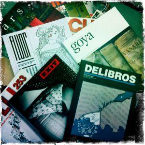 Revistas culturales españolas.