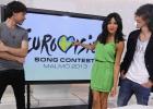 """""""No hacemos caso a las apuestas. Lo importante es estar en Eurovisión"""""""