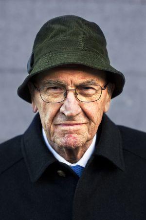 El historiador Miguel Artola.