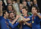 La final de la Liga Europa no logra vencer a 'Hay una cosa'