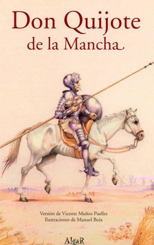 Portada de 'Don Quijote de la Mancha'