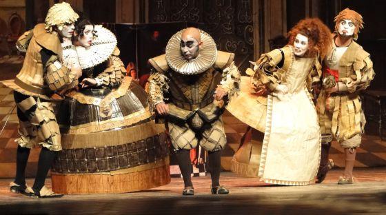 'Celos y agravios': Un clásico del teatro con sabor cubano