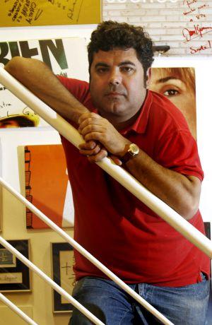 Jesús Robles en una imagen de 2008.