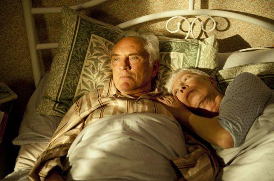 Fotograma de la película 'Una canción para Marión'.