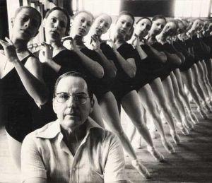 Fernando Alonso, bailarín y maestro de maestros de danza.