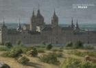 Vista del Monasterio de El Escorial, de Houasse