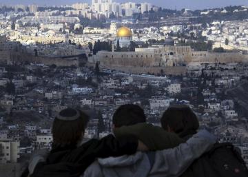 Por Jerusalén de la mano de Michael Ohayon
