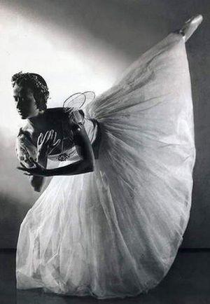 Anna Volkova, bailarina rusa.