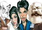 Marx, Hendrix, Buñuel... fogonazos de vidas ilustres y populares