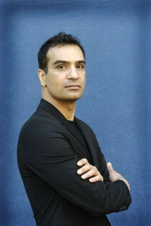 El escritor paquistaní afincado en Londres Nadeem Aslam.