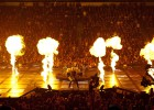 Metallica se sale de la pantalla